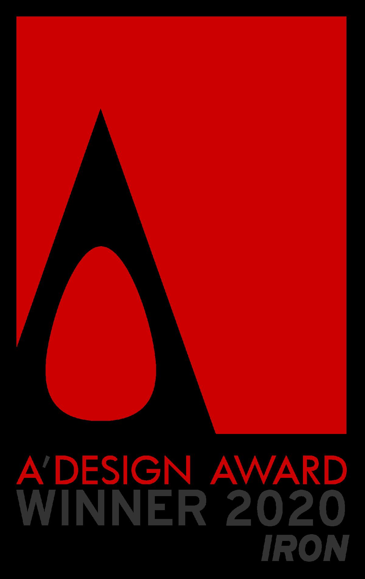 Salon XIA has received the international A' Design Award