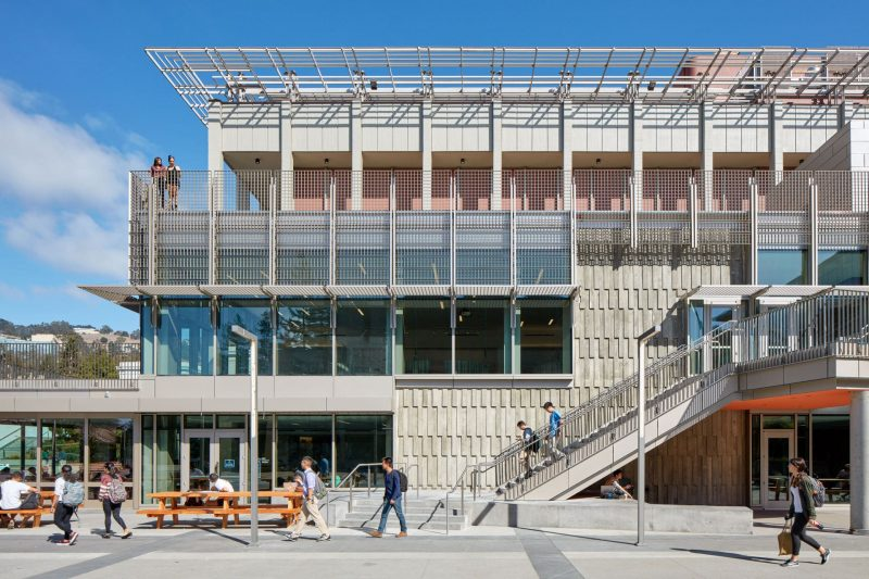 Architect's Newspaper covers UCB Lower Sproul Project