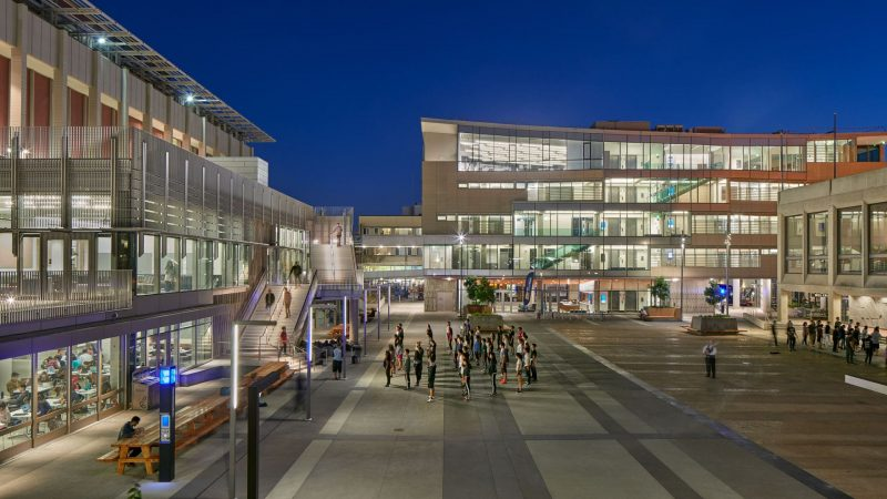 UC Berkeley Lower Sproul wins SCUP's 2017 Jury's Choice Award for Outstanding Achievement in Integrated Planning and Design