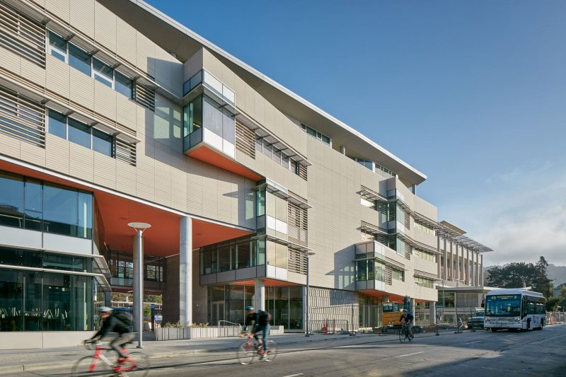 UC Berkeley Lower Sproul Redevelopment in Architectural Record